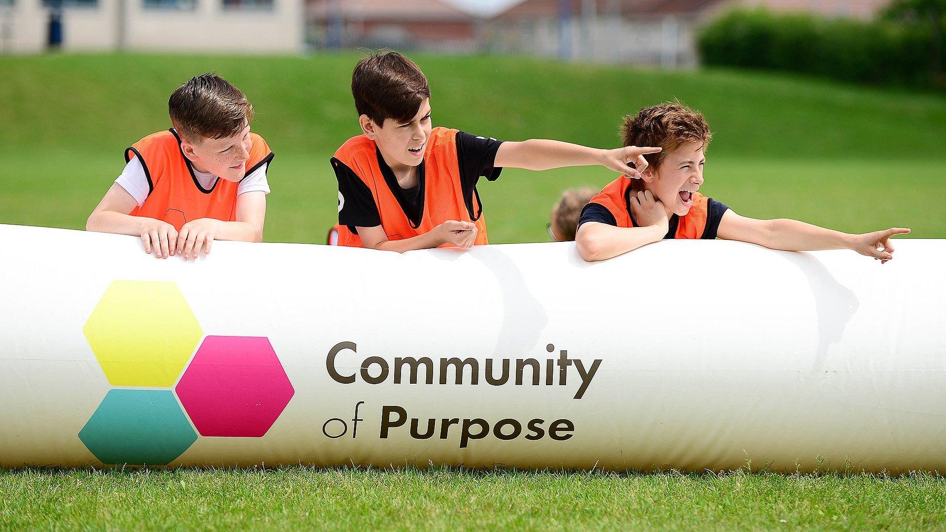 Bristol Business People Feature Community of Purpose
